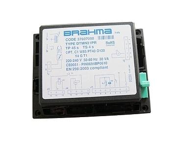 Řídící elektronická deska Brahma (starší typ)