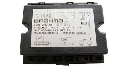Zapalovací automatika Brahma CM32S, TW30s, TS15s, code 30391856 (G01756)