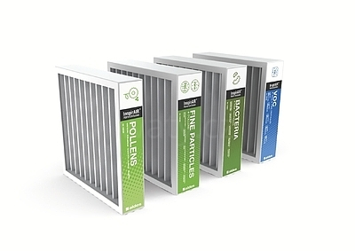 Aldes filtr prachové částice pro InspirAIR Home SC150