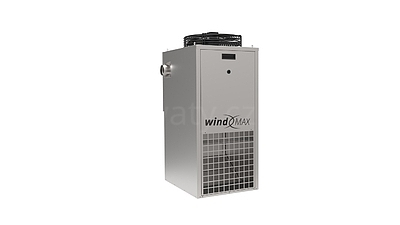 Ohřívač vzduchu pro farmáře  Agromax 100 kW nerez - 1