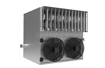 Farmářský 80 kW ohřívač vzduchu Agro - 1