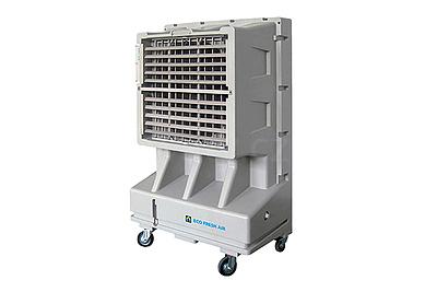 FRE9000 mobilní ochlazovač vzduchu (adiabatická jednotka) 9000 m3/h