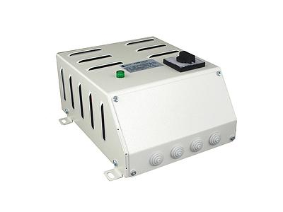 Regulátor otáček 5 stupňový maximální zatížení 4A napájení 400V