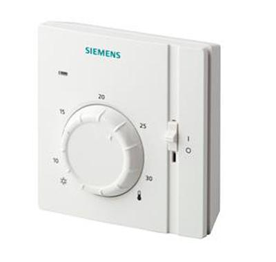 Prostorový termostat  Siemens RAA31.16