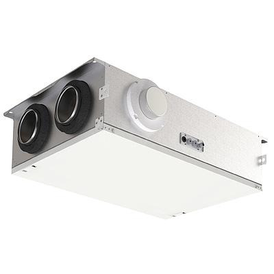 Flexit Nordic CL4 REL - levostranný model s elektrickým dohřevem, levostranný model - 1