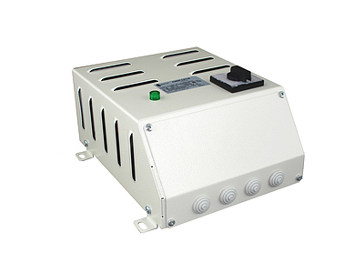Regulátor otáček 5 stupňový maximální zatížení 2A napájení 400V