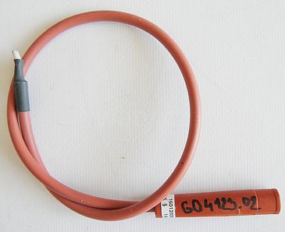 Kabel k zapalovací elektrodě