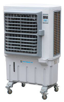 FRE8000 mobilní ochlazovač vzduchu (adiabatická jednotka) 8000 m3/h