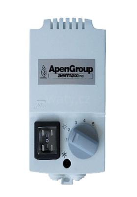 Regulátor otáček ventilátoru pro Queen 3,5 A