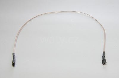 Elektroda detekce plamenu hořáku. (G00471)
