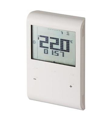 Týdenní nastavitelný termostat Siemens RDE100.1