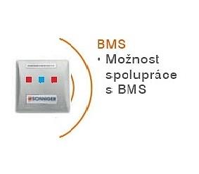Modul BMS pro dveřní clonu GUARD