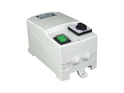 Regulátor otáček ventilátoru 5 stupňů, max. zatížení 3.0A IP 54, napájení 230V