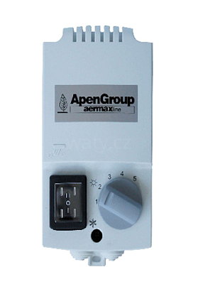 Regulátor otáček ventilátoru pro Queen 10 A