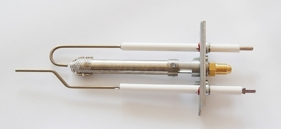 Pilotní hořák vč. snímací a zapalovací elektrody (G28030.01)