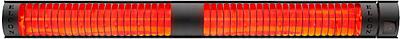 Elektrický infrazářič SAX Elcon 4 kW s dálkovým ovládáním 1265 mm