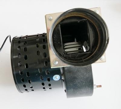Spalinový ventilátor 180W EURAD-09 - STARÝ TYP (SITR12000180)