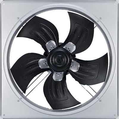 Axiální AC ventilator  AGRO pro ventilaci, průměr 800mm