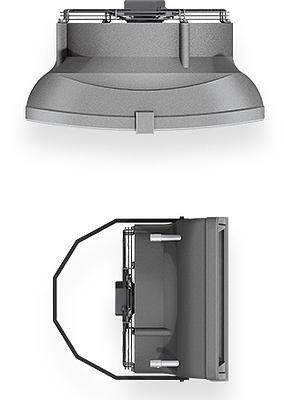 Sonniger ohřívač vzduchu CR1 HEATER CONDENS 10-35 kW - 2