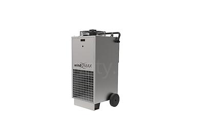 Ohřívač vzduchu pro farmáře  Agromax 100 kW nerez - 2