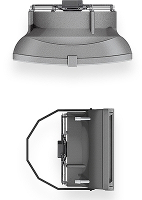 Sonniger ohřívač vzduchu CR3 MAX HEATER CONDENS 45-120 kW - 2