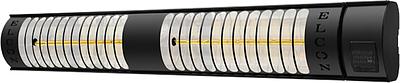 Elektrický infrazářič SAX Elcon 3 kW s dálkovým ovládáním - 2