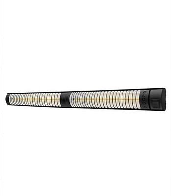 Elektrický infrazářič SAX Elcon 4 kW s dálkovým ovládáním 1265 mm - 2
