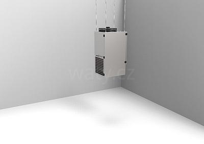 Ohřívač vzduchu pro farmáře Agromax 65 kW  nerez  - 3