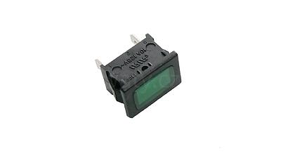 Kontrolka zelená 230V (G14991.01) - 3