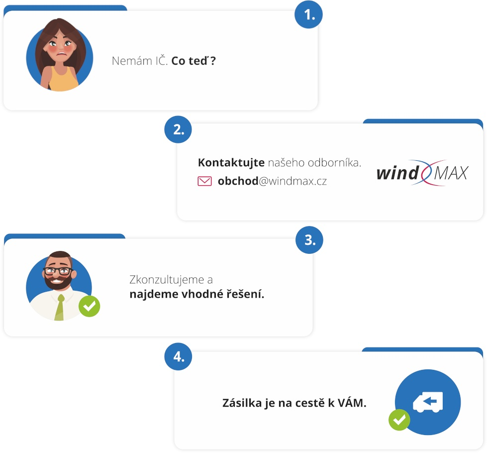 waty.cz náhradní díly TZB - nákup bez IČO?